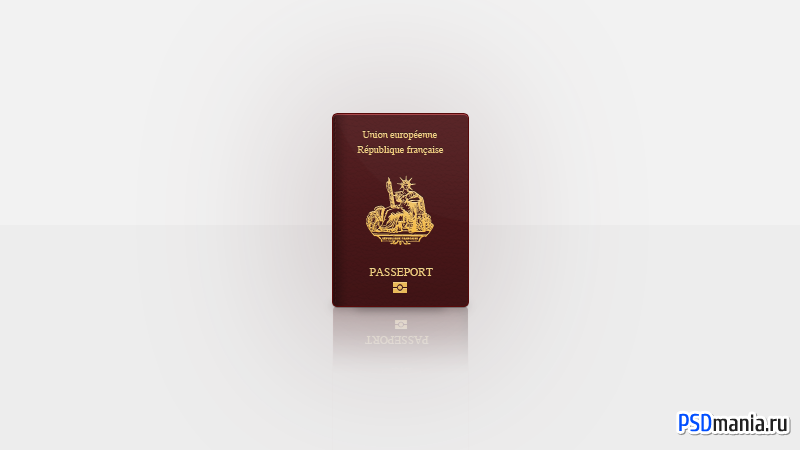 Иконка паспорта | Passport icon